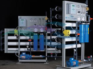 Econo 6 & 10 GPM RO water systems
