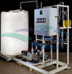Innovative Batch Treatment systems
