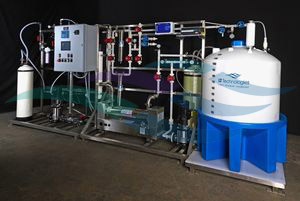 Electronics Grade Ultrapure water system
