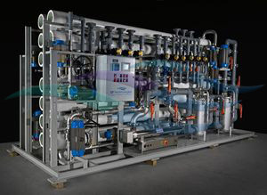 High Concentration & Recovery Reverse Osmosis technology