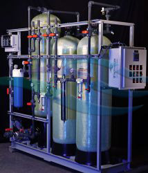 10 GPM DI water system